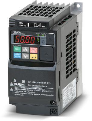 3G3MX2-A4075-E CHN Инвертор MX2, 7.5/11кВт, 18/23А, (3x400В), V/f или векторное управление без датчика 379085 Omron