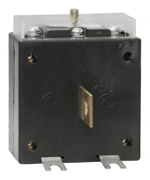 Трансформатор тока Т 0,66 75/5 кл. 0.5 5ВА T066-75-5-05-5 УФК по Костромской области