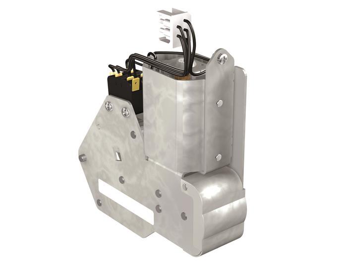 Мотор-редуктор M E2.2...E6.2 220-250 Vac/dc + S33 M/2 24V 1SDA073732R1 ABB