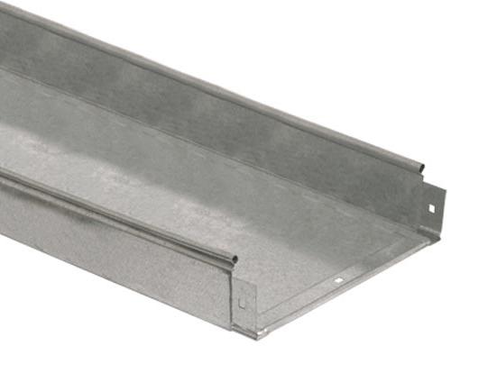 Лоток неперфорированный 100х150х3000 CLN10-100-150-3 НВ