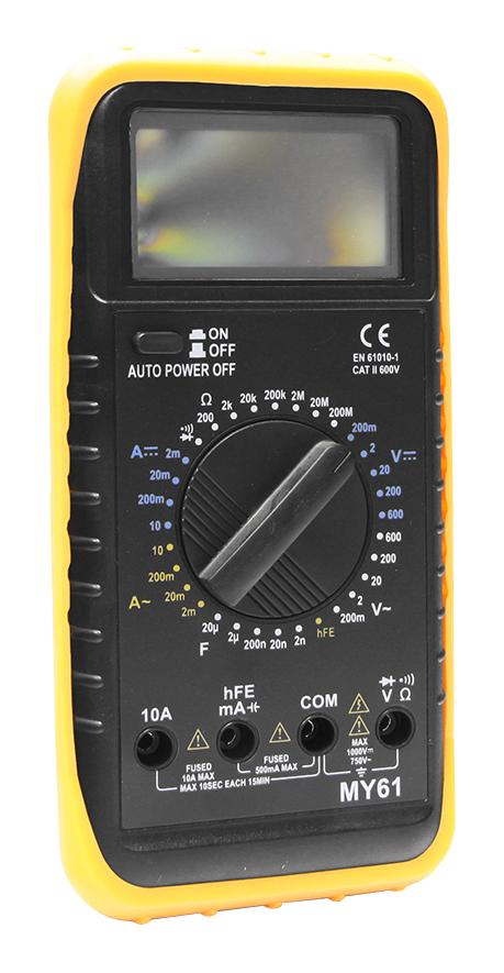 Тестер MY-61 PMY61 Texenergo