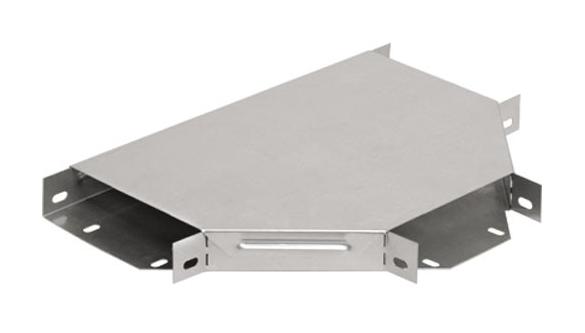 Разветвитель Т-образный 50х100 (без крышки) CLP1T-050-100 НВ