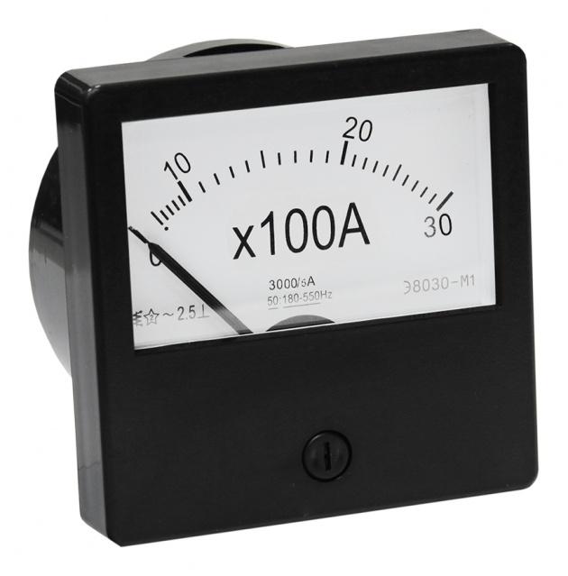 Амперметр Э-8030 М1 3000/5А PA833000 Texenergo