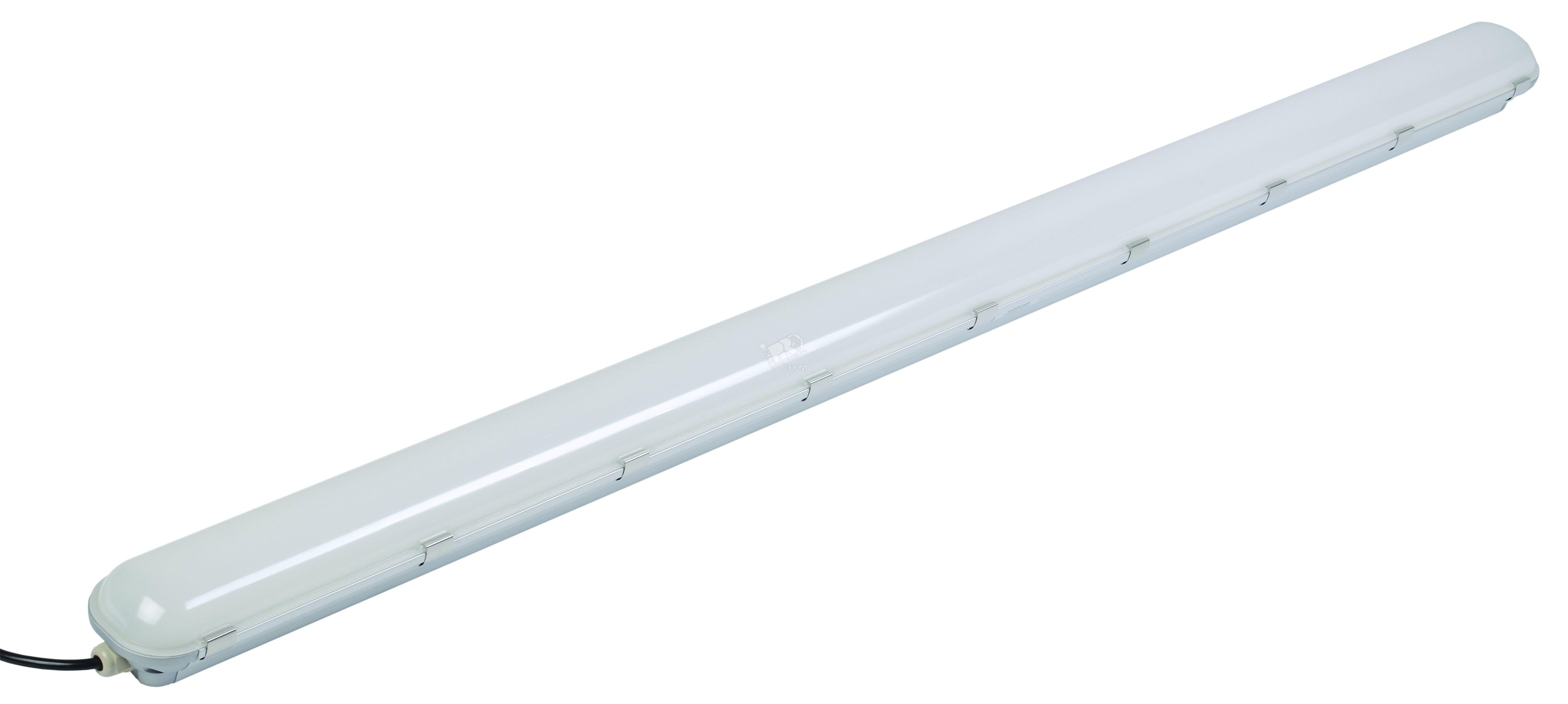 Светильник светодиодный ДСП-70вт 4500К 6500Лм алюминий IP65 (аналог ЛСП-2х58) LDSP2-1403-72-K23 IEK