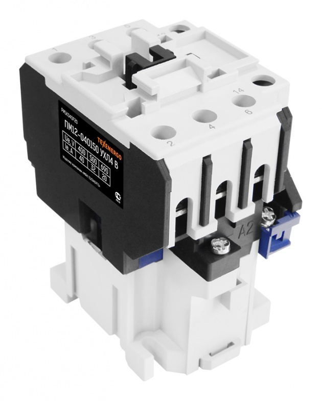 Пускатель электромагнитный ПМ12-040150 230В 1з PM1K040M20 Texenergo