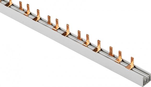 Шина соединительная тип PIN (штырь) 4ф до 63А (дл.1м) NSP4-063 Texenergo