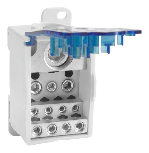 Распределительный блок РБ-400 1П 400А DB-400 Texenergo