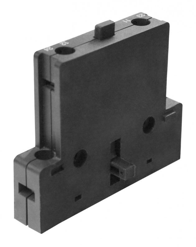 Доп. контакт боковой 1з+1р Texenergo к ПМ12 (типа PM1D) 100-160А DK3B11 Texenergo