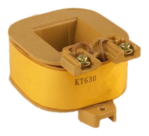 Катушка 220В для КТ 6043 (КТ-630 400) KT63C400M Texenergo