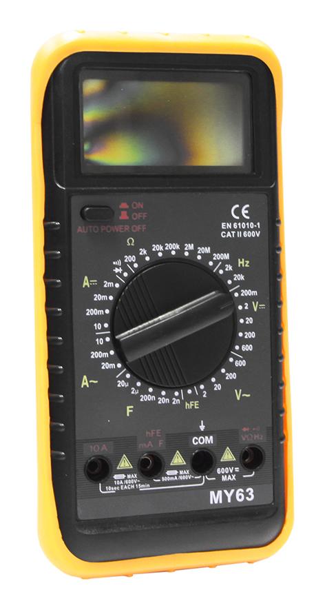 Мультиметр MY-63 PMY63 Texenergo