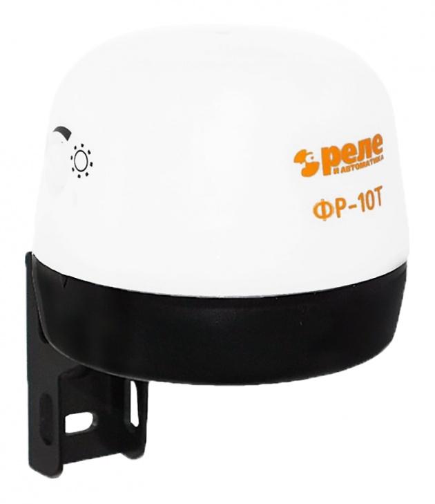 Фотореле ФР10Т, IP67, 10А, 220В на стену A8001-77946596 Реле и автоматика