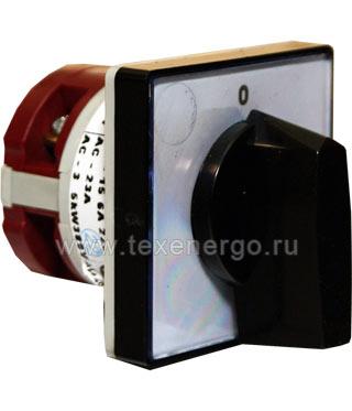 Переключатель кулачковый 4G10- 81-U-S1  Apator