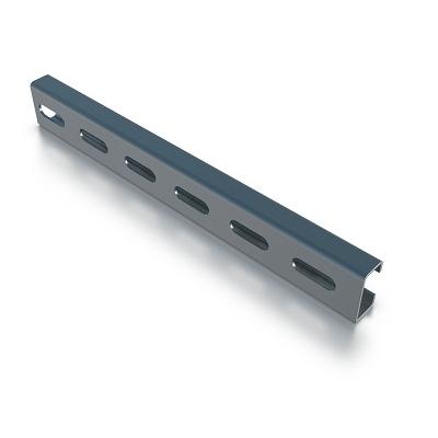 Профиль П-образный К240 УТ2,5 60х32х2,5 мм (цинк)  ТСРК