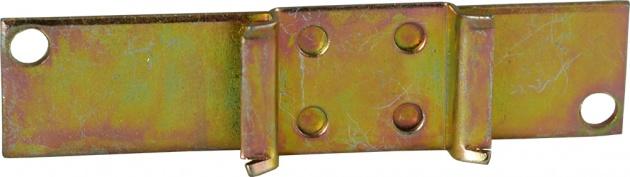 Переходник с DIN-рейки (металл) для АЕ 1031 МТ AEADINRB Алтея