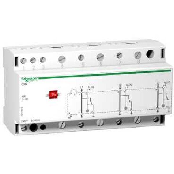 Реле отключения неприоритетных нагрузок CDS 3ф 1непр A9C15913 Schneider Electric