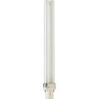 Лампа энергосберегающая КЛЛ 9Вт Dulux S 9/840 2p G23 10x1 4008321664310 Osram