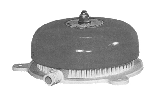Звонок SIAD 165мм 220В 50Гц IP66 серый (54213) SD165G240A Sirena
