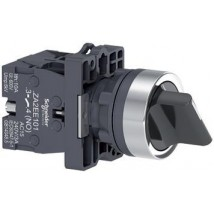 Переключатель XA2, 2 позиции, фиксация, 1но XA2ED21 Schneider Electric