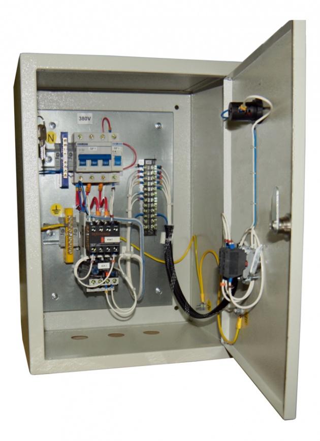 Ящик управления АД с к/з ротором Я5110-2274 УХЛ4 Т.р.1-1,6А 0,55 кВт SU5110-2201 Texenergo