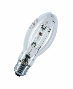Osram Лампа металлогалогенная HQI E 70W/NDL CLEAR E27 4000K 4050300397825 Osram