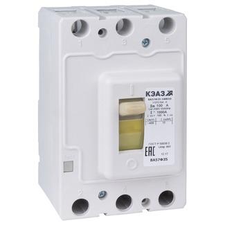 Выключатель автоматический ВА57Ф35-340010-31.5А-315-400AC (151418) 151418 КЭАЗ