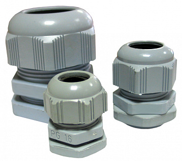 Сальник PG-9 диаметр кабеля 6-7 IP54 (plc-pg-9) plc-pg-9 EKF