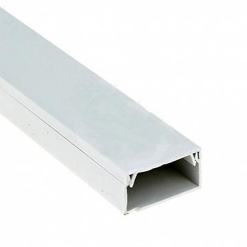 Кабель-канал 40х25 перфорированный Plast (kk40-25) kk40-25 EKF