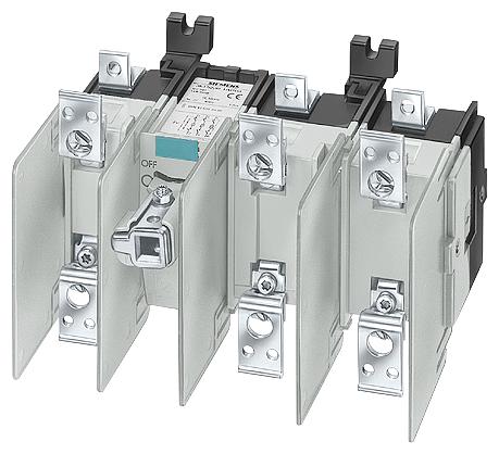 Разъединитель-предохранитель 630A 690V 3П для BS 88 (3KL6130-1AG00) 3KL6130-1AG00 Siemens
