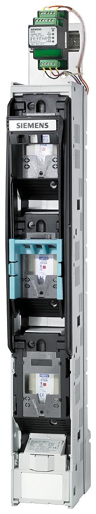 IN-LINE Разъединитель-предохранитель 3п 250A 690V монитор размер 1 (3NJ4123-3CF01) 3NJ4123-3CF01 Siemens