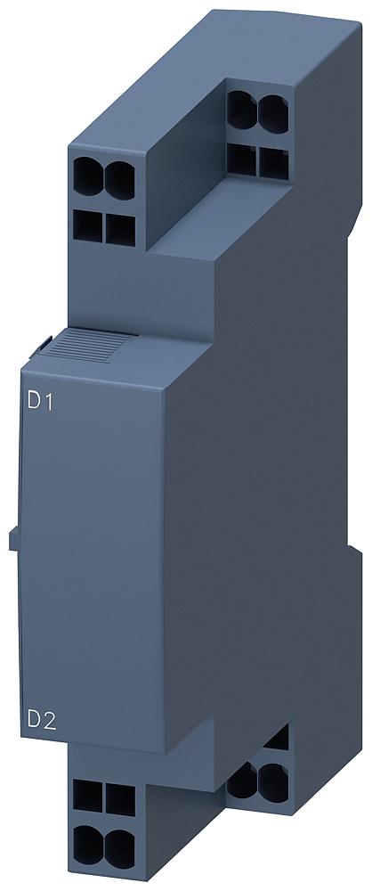 Расцепитель минимального напряжения AC 230В/50Гц AC 240V/60Гц пружинные зажимы для выключателей 3RV2 типоразмер S00/S0 (3RV2902-2AP0) 3RV2902-2AP0 Siemens