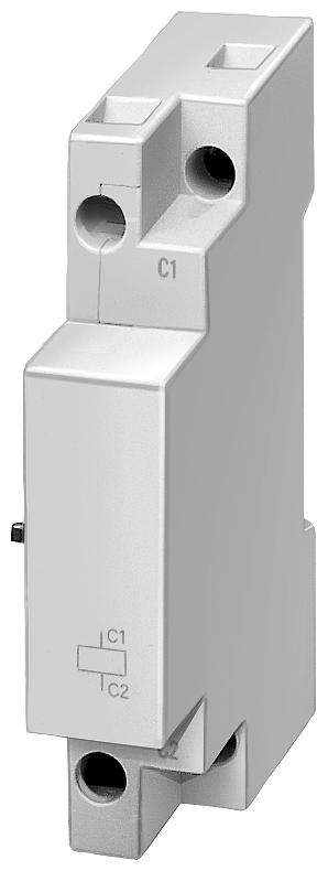 Расцепитель минимального напряжения DC 24V для выключателей типоразмер S00-S3 (3RV1902-1AB4) 3RV1902-1AB4 Siemens