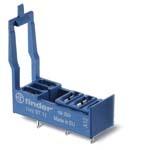 Розетка для монтажа на плате (с зажимной клетью) для применения с реле 46,61/46,52 (9711) 9711 Finder