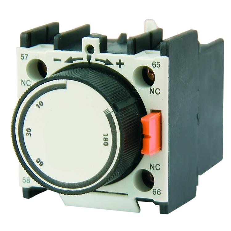Приставка выдержки времени ПВН-12 10-180 сек при включении SQ0708-0033 TDM Electric
