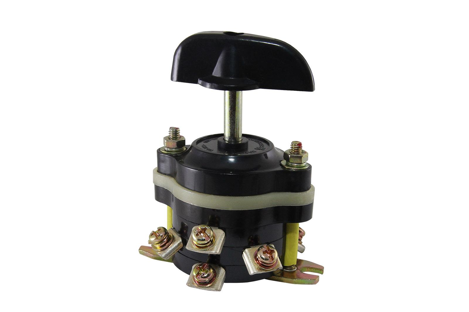 Пакетный переключатель ПП 3-16/Н2 исп.3 3П 16А 220В IP00 TDM SQ0723-0038 TDM Electric
