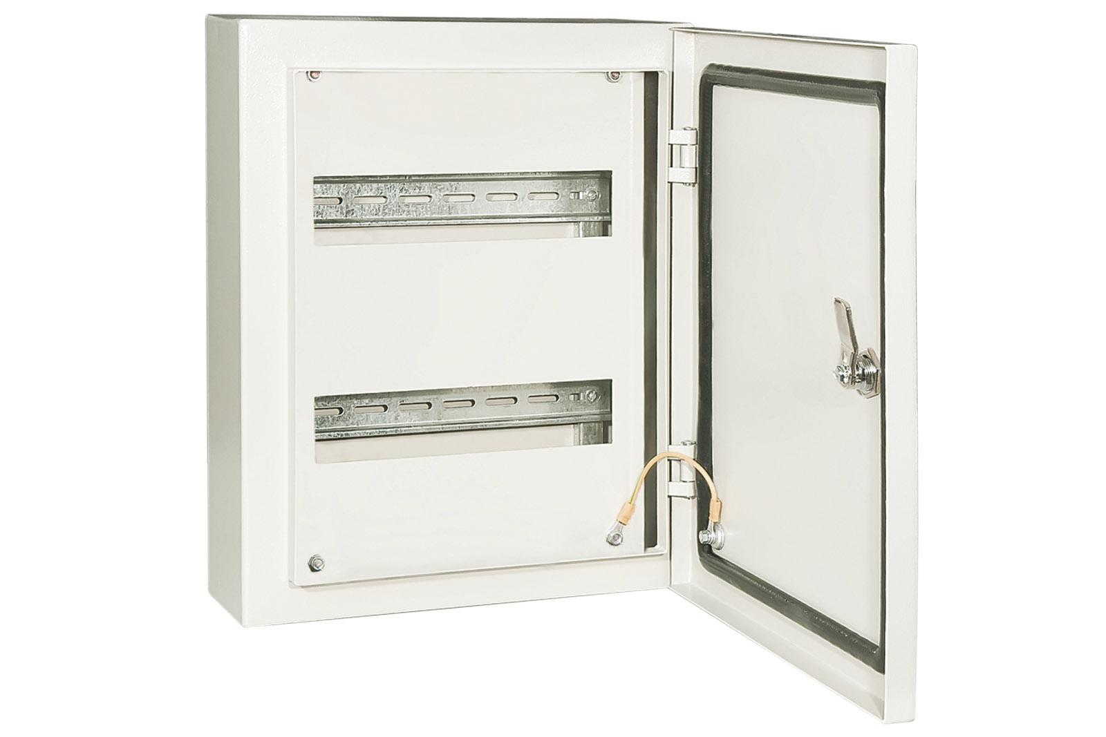 Корпус металлический ЩРН-24 IP66 (395х330х120) TDM SQ0905-0071 TDM Electric