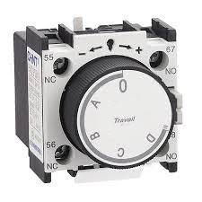 Приставка выдержки времени F5-D4  10-180 сек. при отключении G710018720000004 Chint