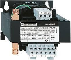 Трансформатор понижающий 230-400/24-48  400 ВА ABL6TD40B Schneider Electric