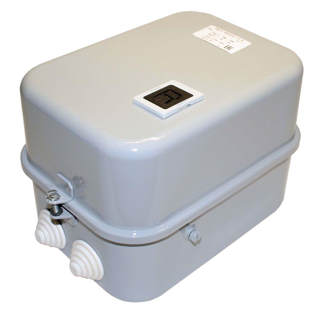 Пускатель электромагнитный ПМ12-040240 380В 1з PM2K040Q4020 Texenergo