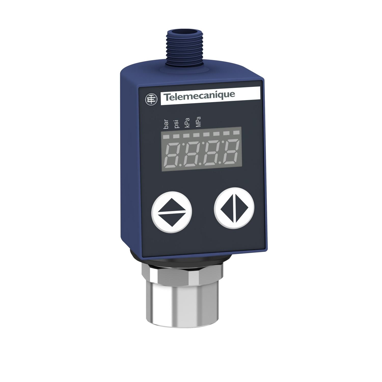 Датчик давления XMLR 2.5 бар, 4-20мА, PNP XMLR2D5G0T25 Schneider Electric