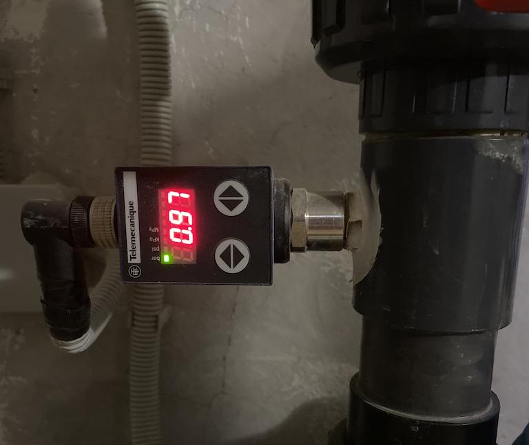 Датчики давления и выключатели
